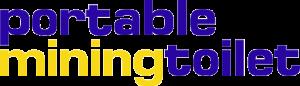 Portable Mining Toilet  Logo